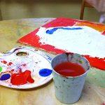 Kreativ sein mit Farbe