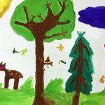 """""""Waldtiere"""" von Joschua"""